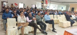 Town Hall celebration at ICC, Nalagarh Plant.