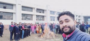 Lohari Celebration at Nalagarh, Plant