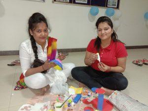 Diya making Completion