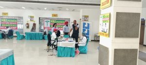 Annual Health Check-up for employees at ICC