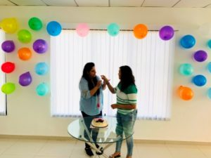 Women's day Celebration at Corporate office, Pune.
